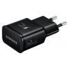 SAMSUNG-Wallcharger-Fast-Charging-USB-C-kabel-Zwart
