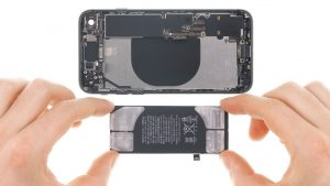 iPhone 8 accu reparatie HiGenius.nl