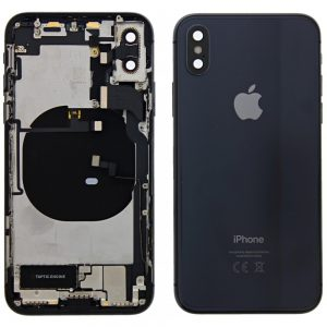 iphone X achterkant back cover reparatie higenius.nl